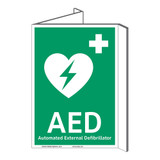 AED Sign (F1033P-)