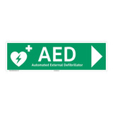 AED Sign (F1034-)