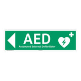 AED Sign (F1035-)