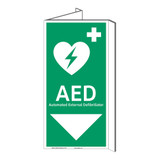 AED Sign (F1037P-)