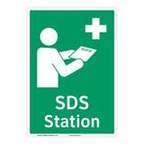 SDS Station Sign (F1043-)