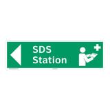 SDS Station Sign (F1045-)