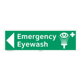 Emergency Eyewash Sign (F1050-)