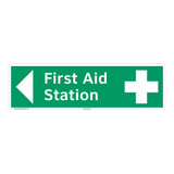 First Aid Station Sign (F1055-)