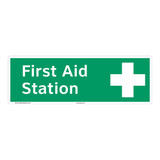First Aid Station Sign (F1056)