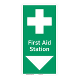 First Aid Station Sign (F1057-)