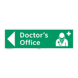 Doctors Office Sign (F1060-)