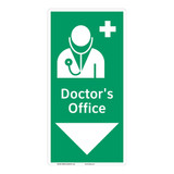 Doctors Office Sign (F1062-)