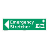 Emergency Stretcher Sign (F1065-)