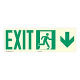 Exit Sign (F1075)