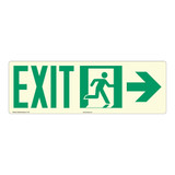 Exit Sign (F1081)