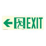 Exit Sign (F1082)