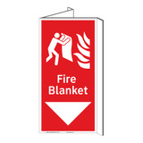 Fire Blanket Sign (F1275P-)