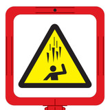 Falling Ice Sign (F1281-)