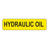Hydraulic Oil Label (HYDOIL-)