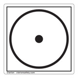 On For Part Of Equipment Label (IEC5264a-)