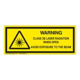 Warning/Class 3B Laser Label (IEC-6003-E78-H)