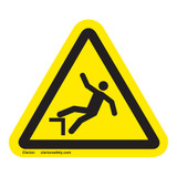 Drop/Fall Hazard Label (IS5079-)