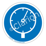 Pressure Label (IS6101-)