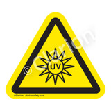 UV Light Label (IS6123-)