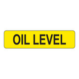 Oil Level Label (OILL-)