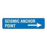 Seismic Anchor Point Label (SEISTR-)