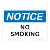 Notice/No Smoking Sign (OS1250NH-)