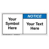Custom Notice Label