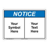 Custom Notice Sign