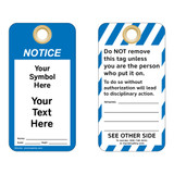 Custom Notice Tag