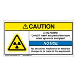 Caution/Do Not Insert (28108118)