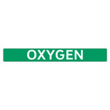 OXYGEN Pipe Marker (PS-PE6G)
