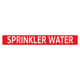 SPRINKLER WATER Pipe Marker (PS-PR4R)