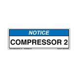 Notice/COMPRESSOR 2 (8853-03NHPU)
