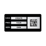 Custom UID Label