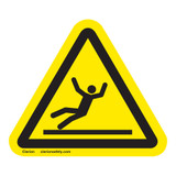 Slip Hazard Label (SKU: IS5145-)