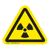 Radiation Label (IS6005-)
