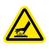 Burn Hazard/Hot Surface(C34204-04)