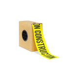 Barricade Tape - Caution Construction Area (BT-3-CCA)