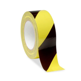 Safety Tape - Black/Yellow (VST-2-KY)
