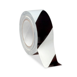 Safety Tape - Black/White (VST-2-KW)
