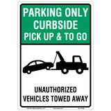 Curbside Pickup and To Go (F1359-)