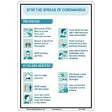 Stop The Spread of COVID-19 (F1353-)