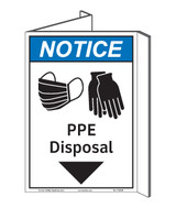 Notice/PPE Disposal