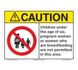 Caution/Children Under the Age of Six (C27109-14)