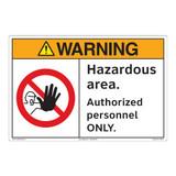 Warning/Area Floor Marker (FM144-)
