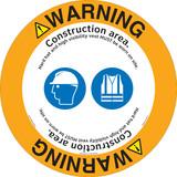 Warning/Construction Area Floor Marker (FM115-)