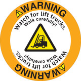 Warning/Watch for Lift Trucks (FM199-)