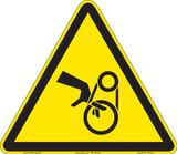 Hand Entanglement/Belt Drive (FIS1011-)
