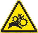 Hand Entanglement/Rotating Gears (FIS1014-)